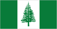 Country Code +672 flag image