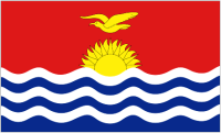 Country Code +686 flag image