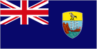 Country Code +290 flag image