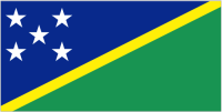 Country Code +677 flag image