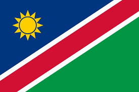 Country Code +264 flag image