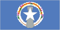Country Code +1670 flag image