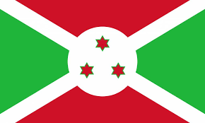 Country Code +257 flag image