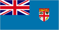 Country Code +679 flag image