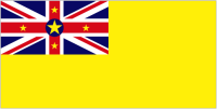 Country Code +683 flag image